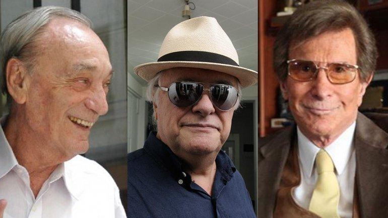 Las figuras de la radio despiden a Antonio Carrizo
