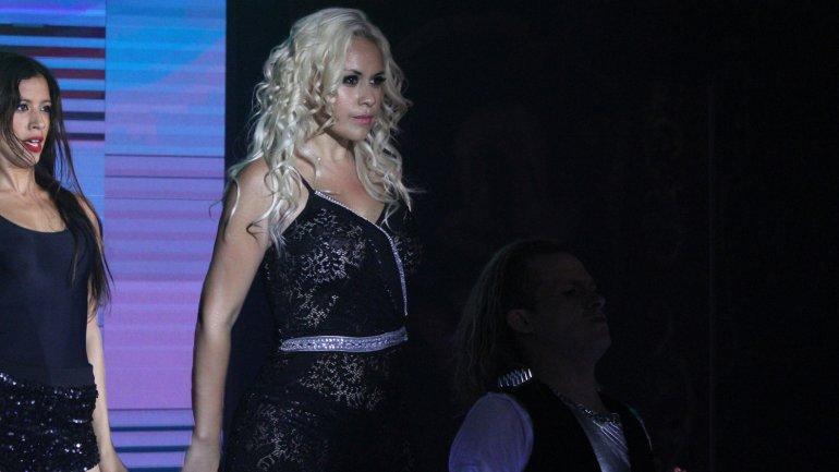 Tras su participación en el ShowMatch, Ojeda le tomó el gusto al baile