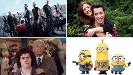 2015, el año de los récords del cine en Argentina