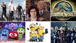 Las películas más vistas del 2015 en Argentina