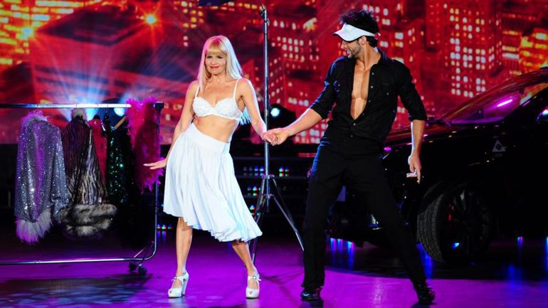 ¿Grecia Colmenares al Bailando 2016?