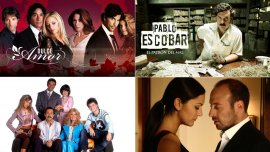 El éxito de las novelas repetidas en la televisión