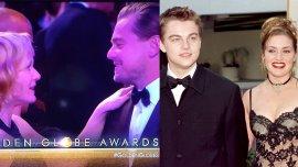 Winslet y DiCaprio, juntos como hace casi dos décadas en los Globos de Oro