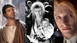 David Bowie: sus papeles en el cine