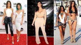 Kendall Jenner, Kylie Jenner, Kim Kardashian, Kourtney Kardashian y Khloé Kardashian