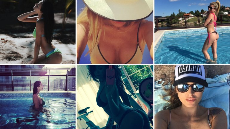 Diosas argentinas en Instagram