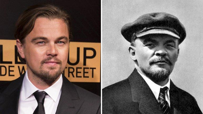Leonardo DiCaprio y Lenin