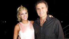 Oscar Ruggeri, presente en el cumpleaños de su hija Candela