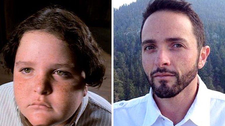 """""""Bruce"""" antes y después"""