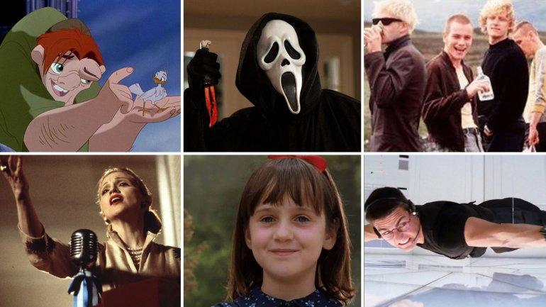Películas de 1996