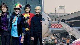Los Rolling Stones ya están en Chile