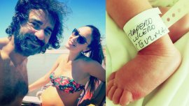 Nació la hija de Pablo Trapero y Martina Gusman.