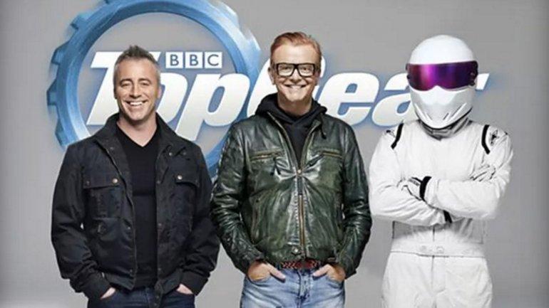Matt LeBlanc co-conducirá Top Gear