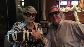 Carmen Barbieri y Pepe Cibrián Campoy