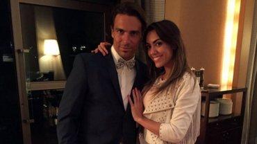 Floppy Tesouro espera un hijo de su novioRodrigo Fernández Prieto