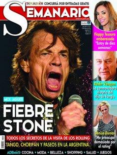 Tapa Revista Semanario 10 de febrero de 2016