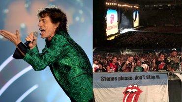 Segunda fecha de los Stones en la Argentina