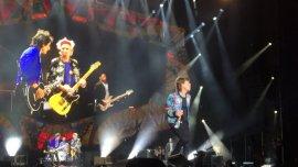 Los Rolling Stones en su segunda fecha en La Plata