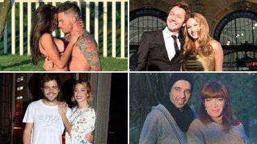 Anti San Valentín: 4 parejas que acaban de separarse