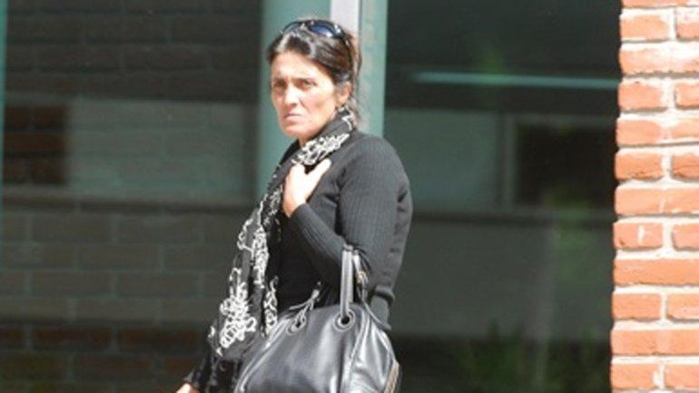 Adriana Paz, esposa de Baby Etchecopar
