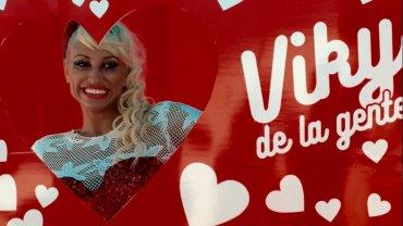 Vicky Xipolitakis dio una fiesta para sus fanáticos en Mar del Plata