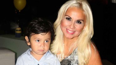 Diego Fernando cumplió 3 años