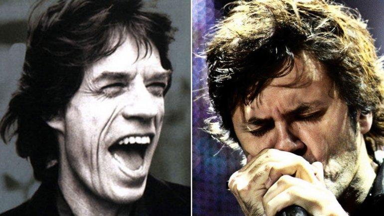 Jagger y Ciro