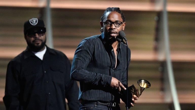 Kendrick Lamar, ganador a mejor álbum de rap