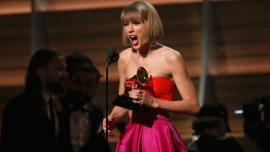 Taylor Swift ganó en tres categorías, incluyendo Álbum del año