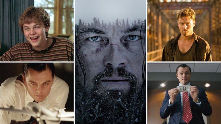 Leonardo DiCaprio y su quinta nominación al Oscar