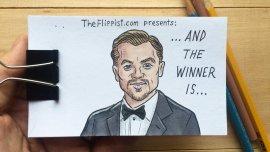 La victoria de Leo DiCaprio, según TheFlippist.com