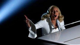 Lady Gaga en los Oscars 2016