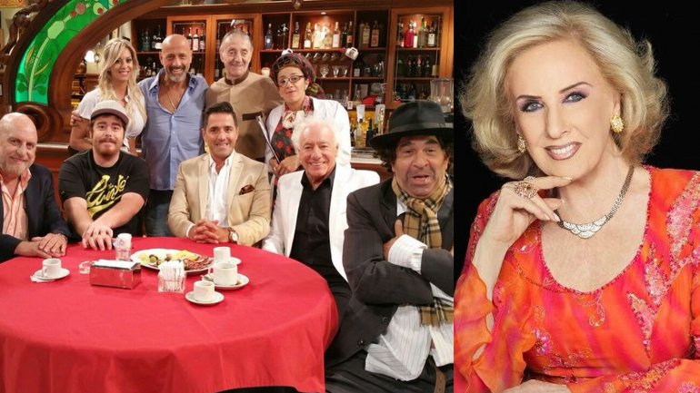 Polémica en el bar vs Mirtha Legrand