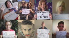 #NoVolvamosAlFondo, la campaña de los artistas en contra del acuerdo con los Holdouts