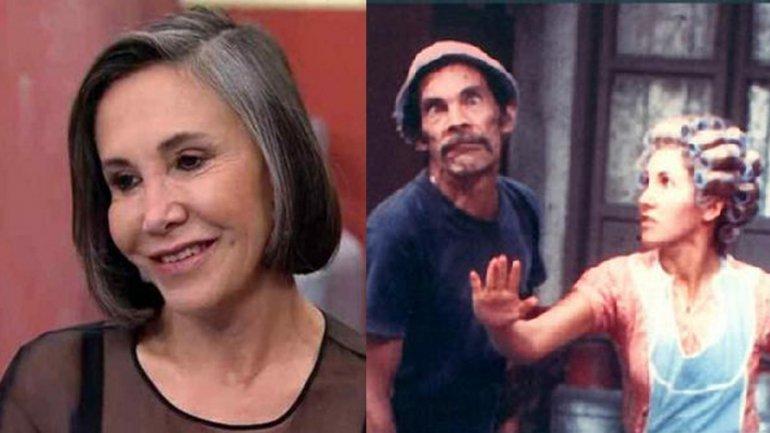 Florinda Meza revela la adicción secreta de Don Ramón