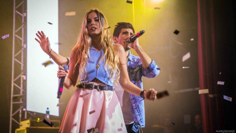 Camila Rajchman deja la banda Rombai