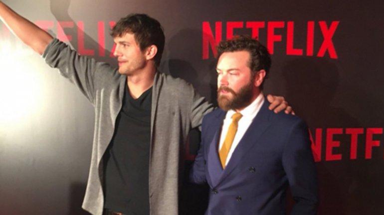 La alfombra roja de Netflix