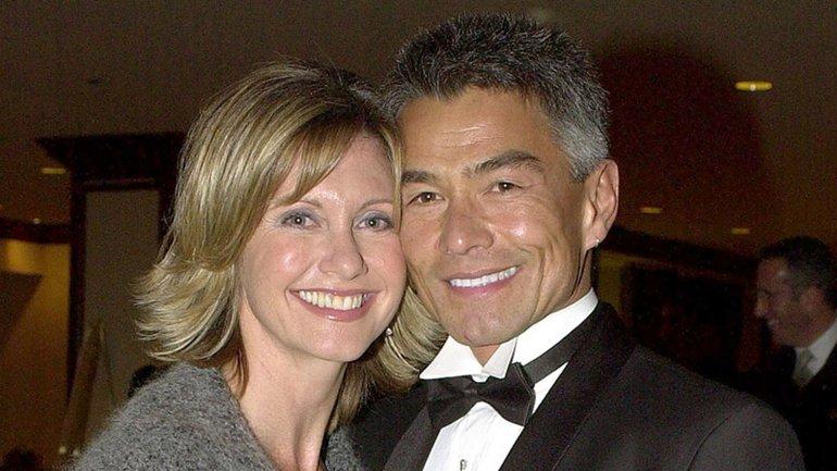 Olivia Newton John y su ex Patrick McDermott, desaparecido meses después de su separación en 2005