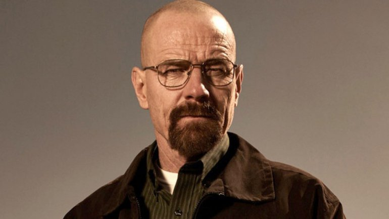 Bryan Cranston en Breaking Bad