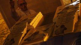 Presentaron el disco del Papa Francisco