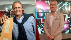 Miguel del Sel y Dady Brieva