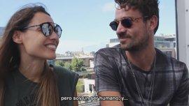 Chano entrevistó a Pampita