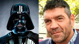 Spencer Wilding interpretará a Darth Vader