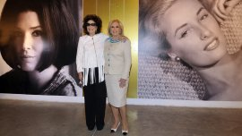 Mirtha Legrand y Graciela Borges