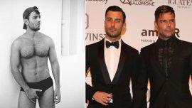 Jwam Yosef y Ricky Martin