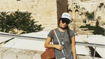 Lali Espósito en Israel