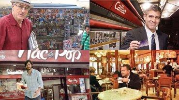 Los famosos que encontró Marcelo Tinelli en Buenos Aires