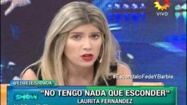 Laurita Fernández: Fede Bal me pidió que no le mandara mensajes