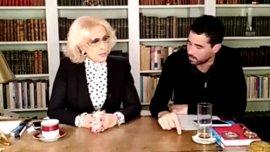 Mirtha brindó una entrevista en vivo