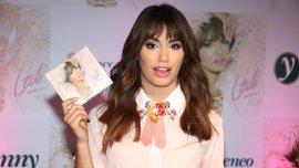 Lali Espósito presentó su disco, Soy